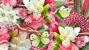 Fragrant Flowers Flowers Fragrant Blossoms Summer Flowers Ribbon Floral