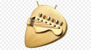 guitar necklace pendants images Gold earring charms pendants guitar necklace guitar pick png jpg