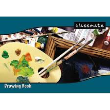 classmate book classmate drawing book with soft cover pgs 36 teach your