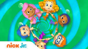bubble guppies brasil official theme song music nick jr