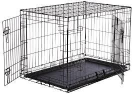 amazonbasics dual door metal crate u2013 brrm