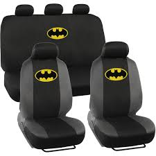 batman original seat covers for car and suv auto interior gift
