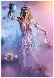 Evil Dorothy Halloween Costume Zombie Costume Ideas Archives