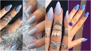 7 different types of nail shapes 2017 grazia