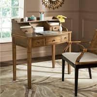 safavieh landon writing desk white safavieh landon white writing desk free shipping today overstock