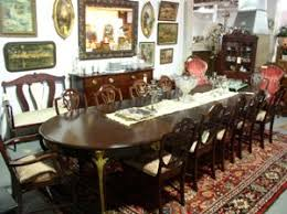 A Real Find Antiques Carroll County Md Antique Mahogany Wood Antique Dining Room Furniture For Sale