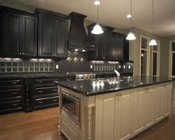 breathtaking dark walnut cabinets kitchens pics ideas amys office