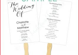 wedding program fan template free template wedding program 303198 invitations wedding program