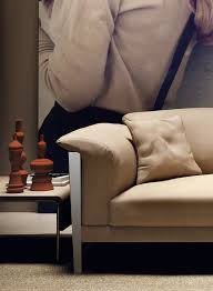 Luxury Leather Sofa Set Cream Color Extra Soft Padded Leather Sofa Set Sacramento