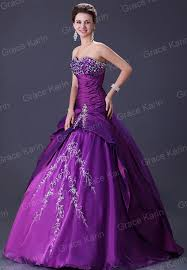 wedding dresses with purple detail bridal dinner gown purple strapless end 3 1 2018 12 00 am