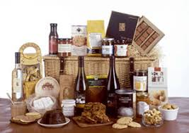 luxury corporate hamper gifts for a personal touch