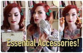 essentials for a rockabilly u0026 pinup wardrobe accessories by