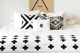 Graphic Duvet Cover Black And White Graphic Bedding With Comfortable Plus Print Full