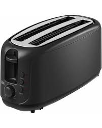 Hot Summer Bargains on Elite Toasters Cuisine Long Slot 4 Slice
