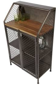 Metal Bar Cabinet Laurel Foundry Modern Farmhouse Bar Cabinet Reviews
