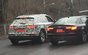 Audi Q5 60 Plate - is this the 2018 audi q5 prototype caught testing in the united
