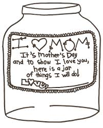 lds primary mothers day coloring pages coloring pages ideas