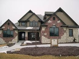 styles of houses with pictures beautiful brick and stone exterior images interior design ideas