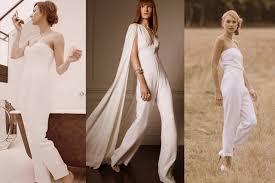 tenue mariage pantalon de mariee pantalon