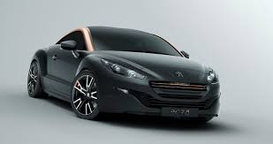 rcz r production car to debut at goodwood