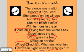 Poems Of Halloween Story Of Halloween