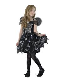 rockin witch costume child light up witch fancy dress costume girls george at asda 10