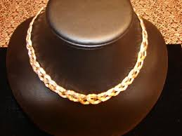 gold braided necklace images Yessy gt pamela nelson gt totally twisted gallery gt gold and silver jpg