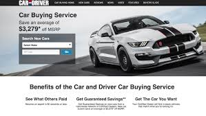 car buying guide truecar car and driver hearst autos form new car buying service