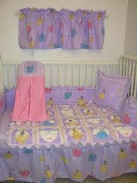 Disney Princess Crib Bedding Set Crib Bedding Set Made W Disney Princess Fabric Points Crib