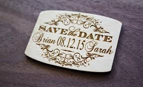 save the date wedding magnets 75 save the date wooden magnets laser engraved wood save the