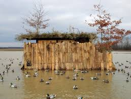 Floating Duck Blind For Sale Have Duck Blind Will Travel The Dillard Brothers U0027 Mobile Duck