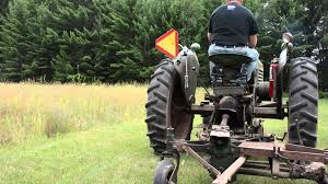 oliver 77rc and 22a mower youtube
