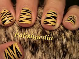 tiger nails polishpedia nail nail guide shellac nails