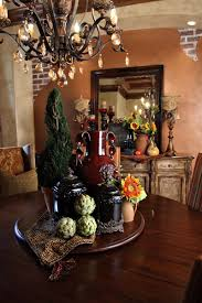 Tuscan Dining Room The Black Goose Design U0027s Portfolio Table Scaping Decorating