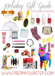 prep in your step holiday gift guide stocking stuffers