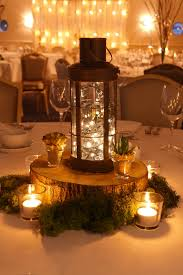 interior design creative woodland themed table decorations