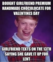 Lent Meme - image result for valentines day lent memes paloma s dank and