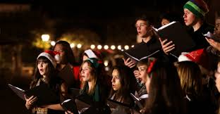 christmas carolers only 1 in 9 adults can spell each of these common