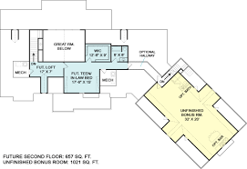 The House Designers by Fairhope 5527 3 Bedrooms And 2 Baths The House Designers