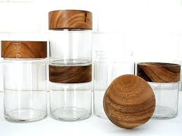glass kitchen canister kitchen glass kitchen canisters inspiration for your home