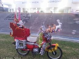 Christmas Reindeer Decorations Australia by Locals Slams Australia Post For Forcing Postman To Take Christmas