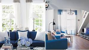 blue and white rooms astonishing blue and white living room on cozynest home