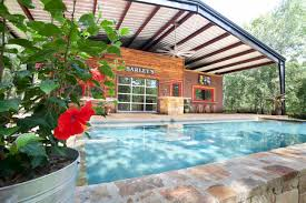 architecture how to make an outdoor canopy equipped by beautiful