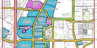 las vegas blvd map las vegase žemėlapis žemėlapiai las vegasas jungtinės amerikos