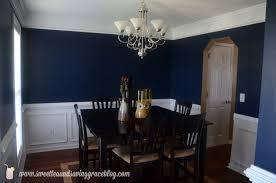 Navy Blue Dining Room Dining Room Dining Room Ideas Americana Decor Home Wall Navy