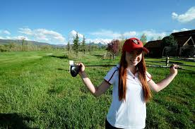 4a girls golf preview home of glenwood freshman has view of 4a