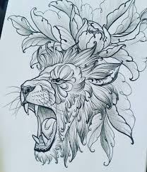 the 25 best lion tattoo design ideas on pinterest mens lion