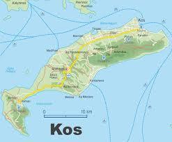Corinth Greece Map by Kos Maps Greece Maps Of Kos Island Cos
