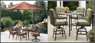 Sear Patio Furniture Patio Furniture Sets At Sears Patios Home Decorating Ideas