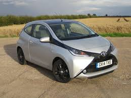 aygo toyota aygo 1 0 vvt i x cite road test report and review
